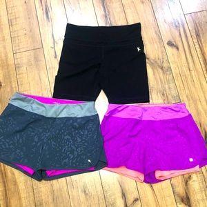 2 Layer8 & Danskin workout shorts Size Small